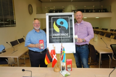 Partnerschaftsverein Borken e.V. goes FairTrade